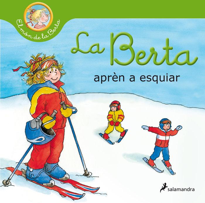 La berta apren a esquiar (el mon de la berta)