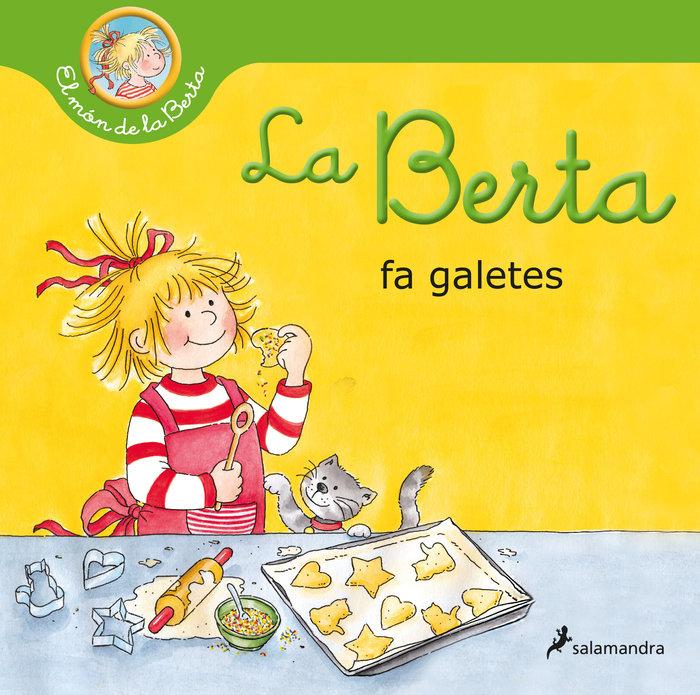 La berta fa galetes el mon de berta catala