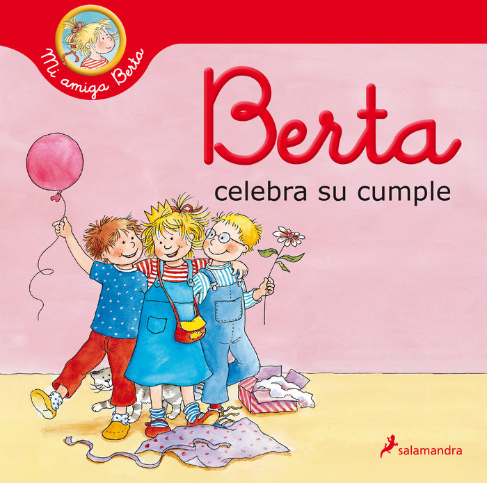 Berta celebra su cumple mi amiga berta