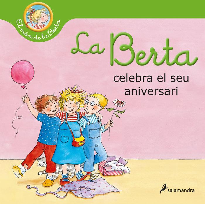 La berta celebra el seu aniversari catalan