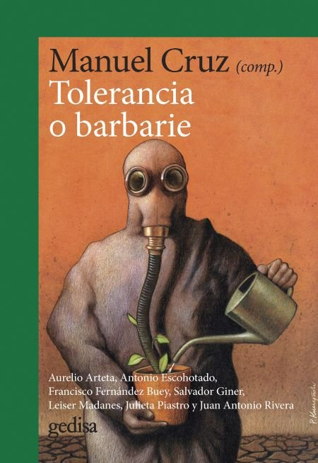 Tolerancia o barbarie