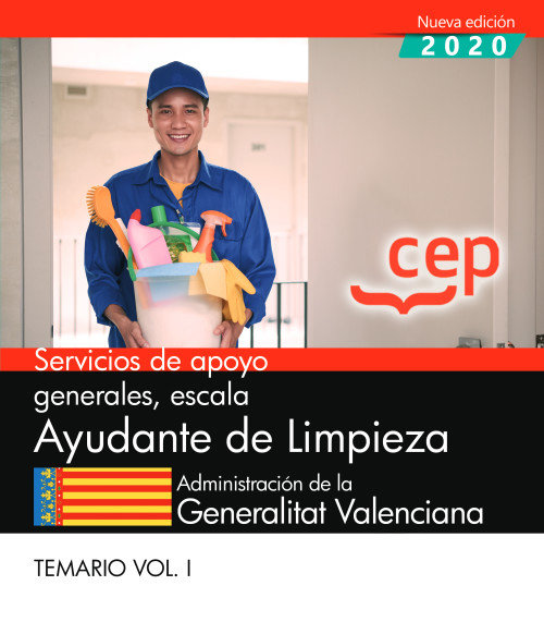 Servicios apoyo genera ayudante limpieza valenciana test