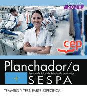 Planchador/a sespa temario y test parte especifica
