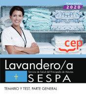 Lavandero/a principado asturias temario y test general