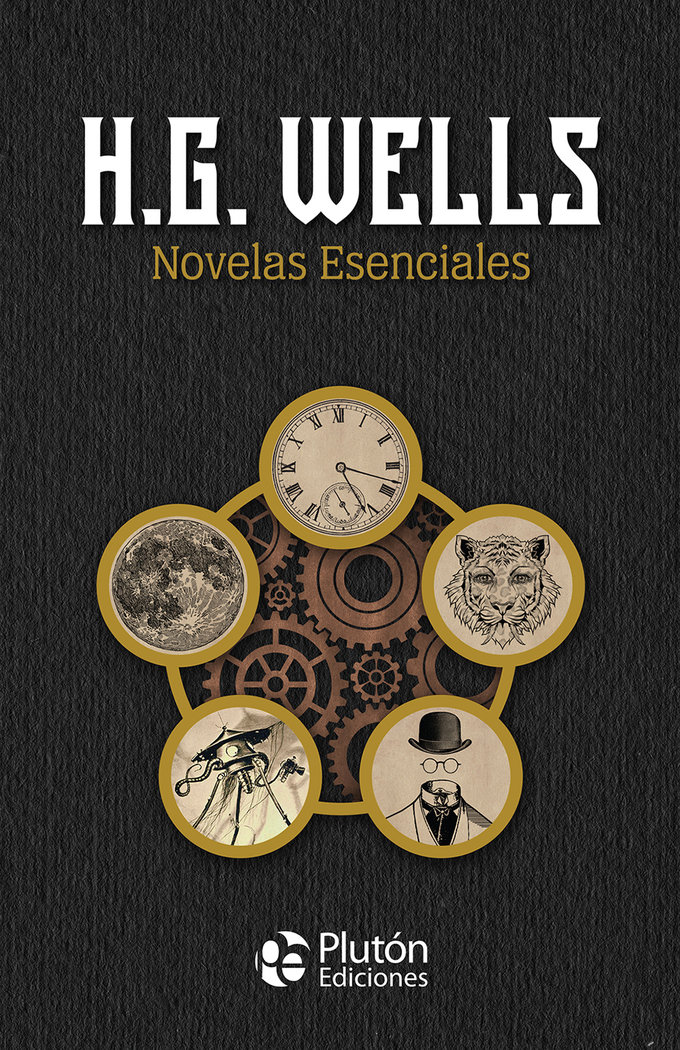 H g wells novelas esenciales