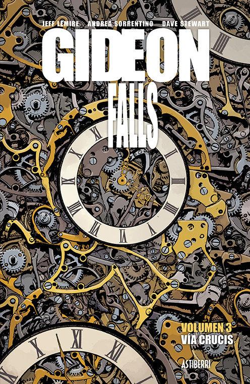 Gideon falls 3 via crucis