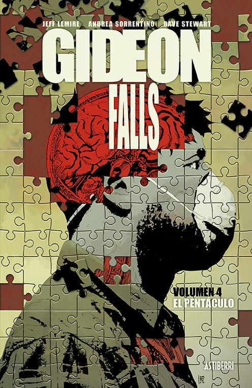 Gideon falls 4 el pentaculo