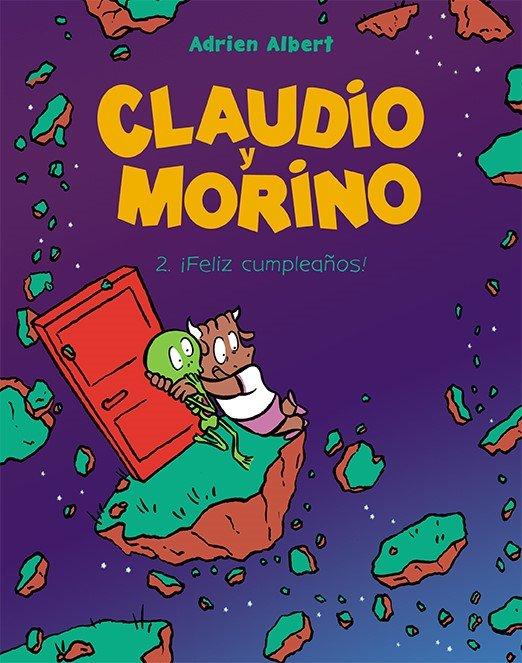 Claudio y morino 2 feliz cumpleaños