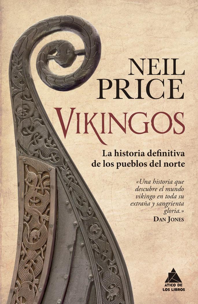 Vikingos historia definitiva de los pueblos del norte
