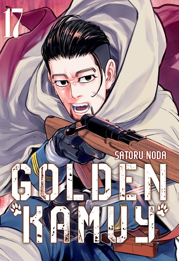Golden kamuy 17