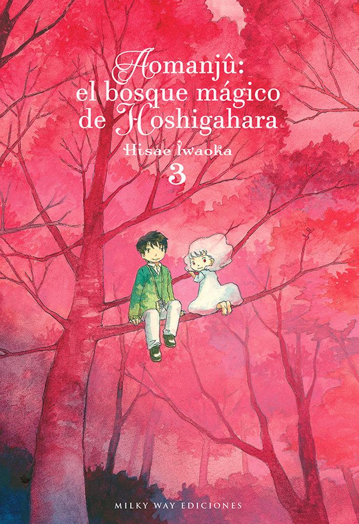 Aomanju el bosque magico de hoshigahara 3
