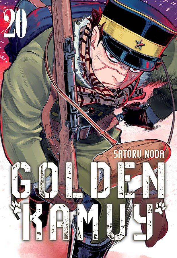 Golden kamuy 20