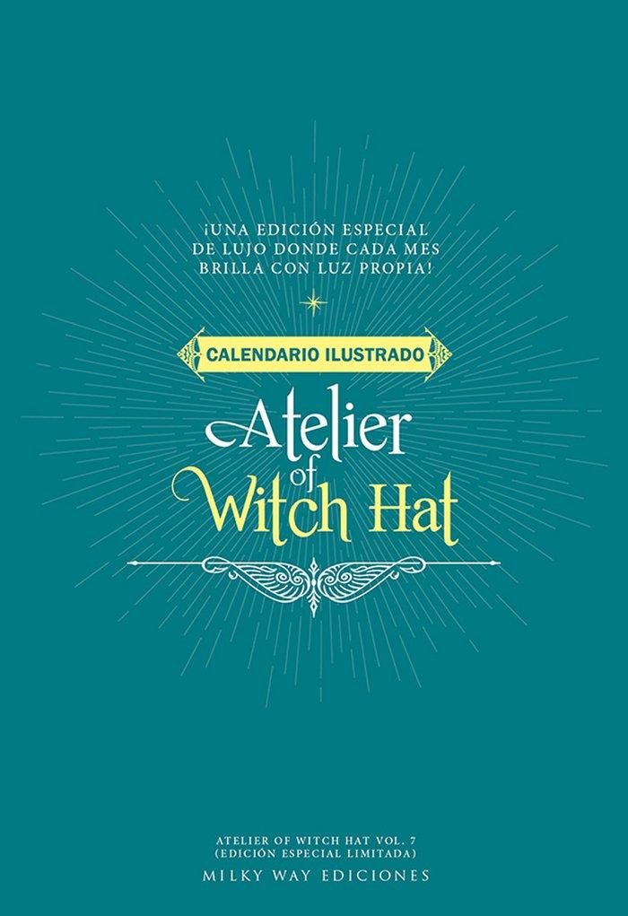 Atelier of witch hat 7 edicion especial