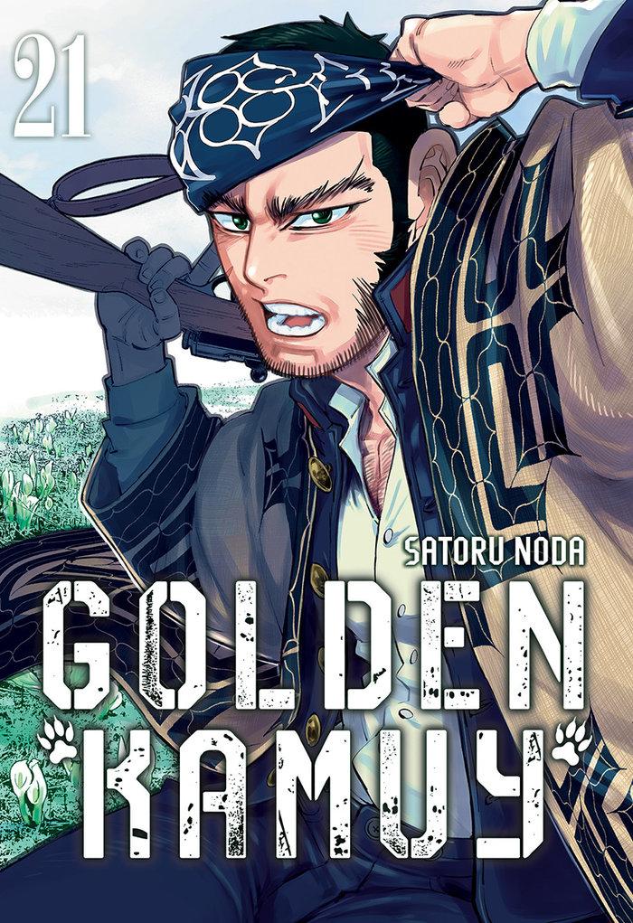 Golden kamuy 21