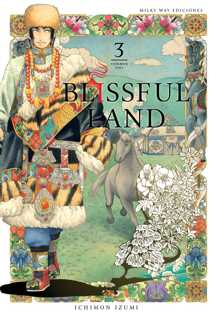 Blissful land 3