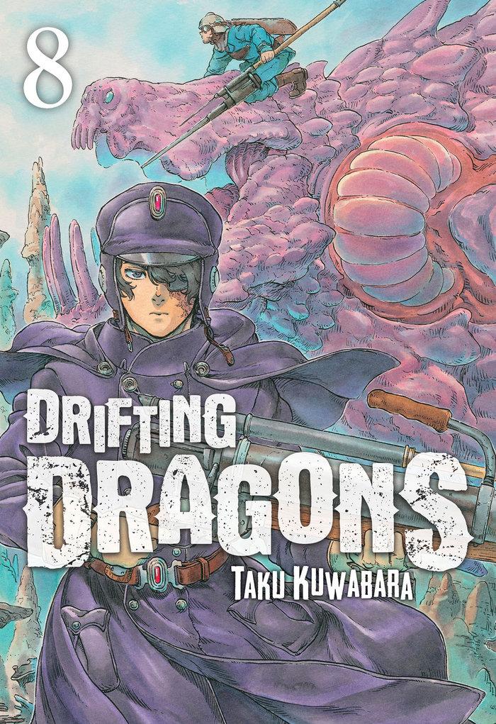 Drifting dragons 8