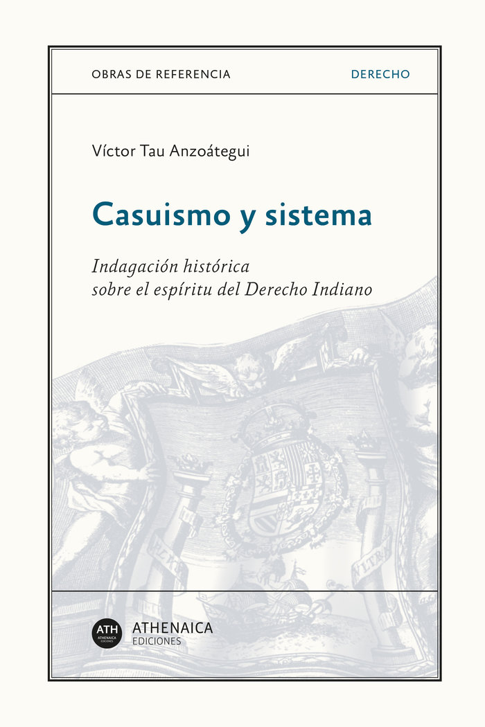 Casuismo y sistema