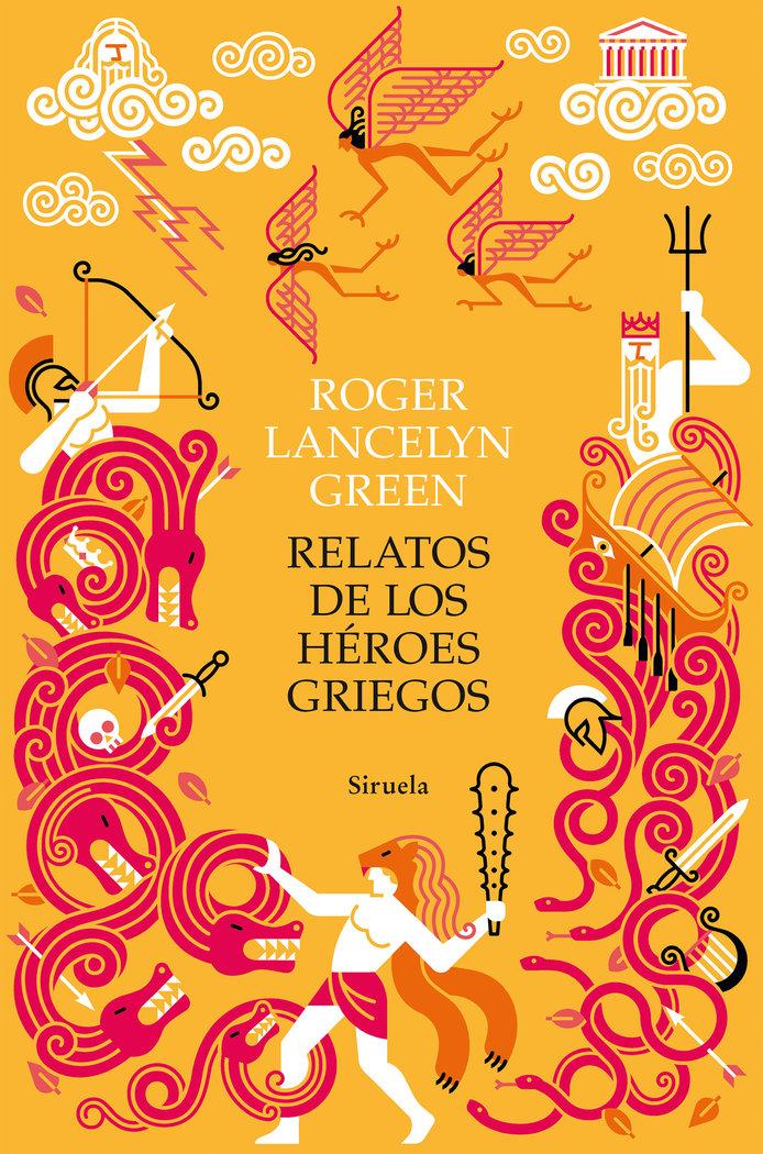 Relatos de los heroes griegos
