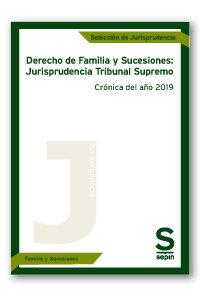 Derecho de familia y sucesiones jurisprud