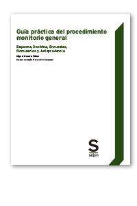 Guia practica del procedimiento monitorio general