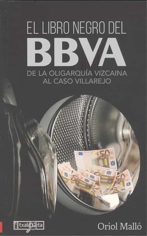 Libro negro del bbva