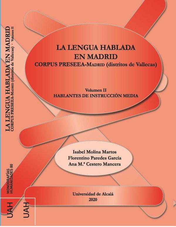 Lengua hablada en madrid,la