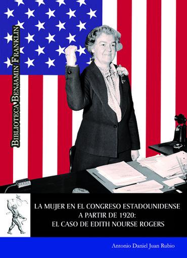 La mujer en el congreso estadounidense a partir de 1920: el