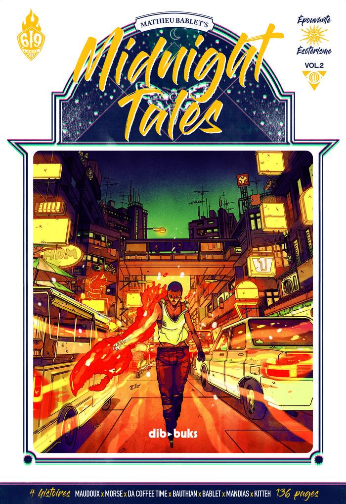 Midnight tales vol 2