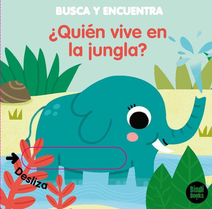 Quien vive en la jungla