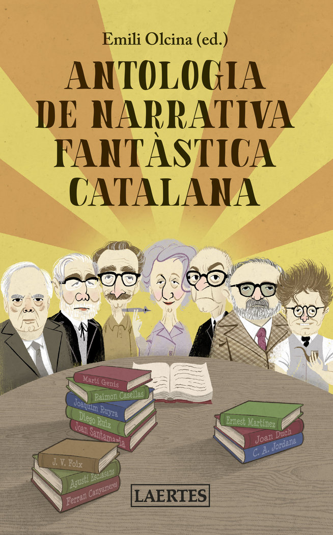 Antologia de narrativa fantastica catalana