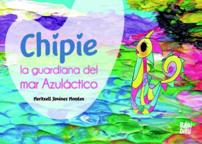 Chipie la guardiana del mar azulactico