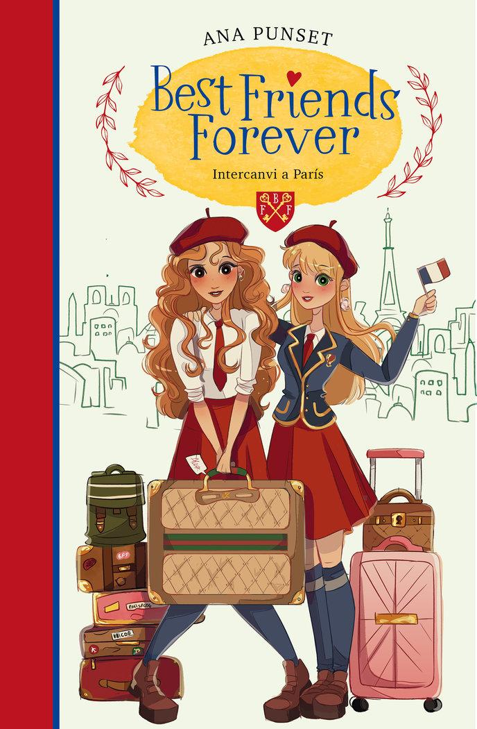 Invercanvi a paris (best friends forever 3)