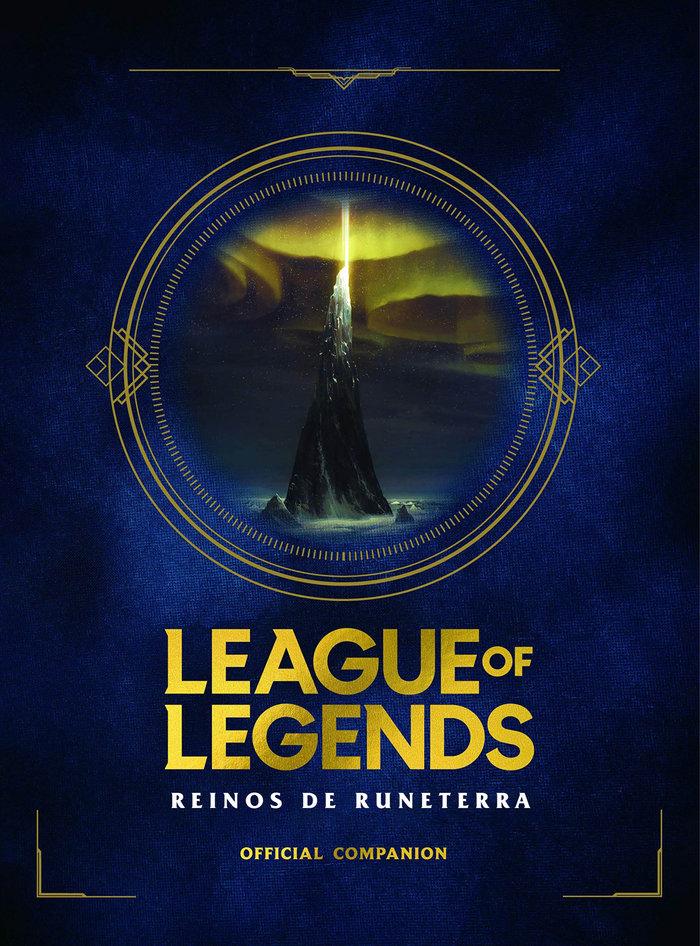 League of legends reinos de runeterra