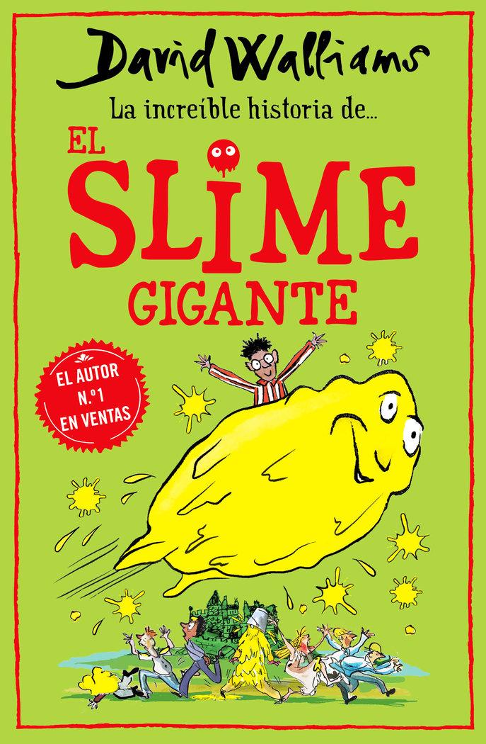 La increible historia de... el slime gigante