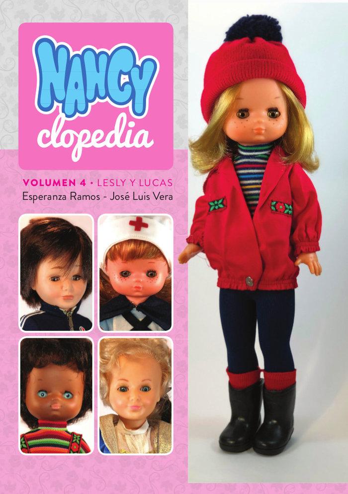 Nancyclopedia volumen 4 lesly y lucas