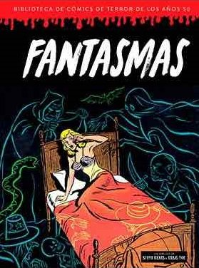 Fantasmas biblioteca comics de terror de los años 50 6
