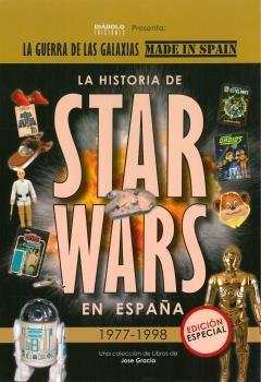 Historia de star wars en españa 1977 1998 estuche