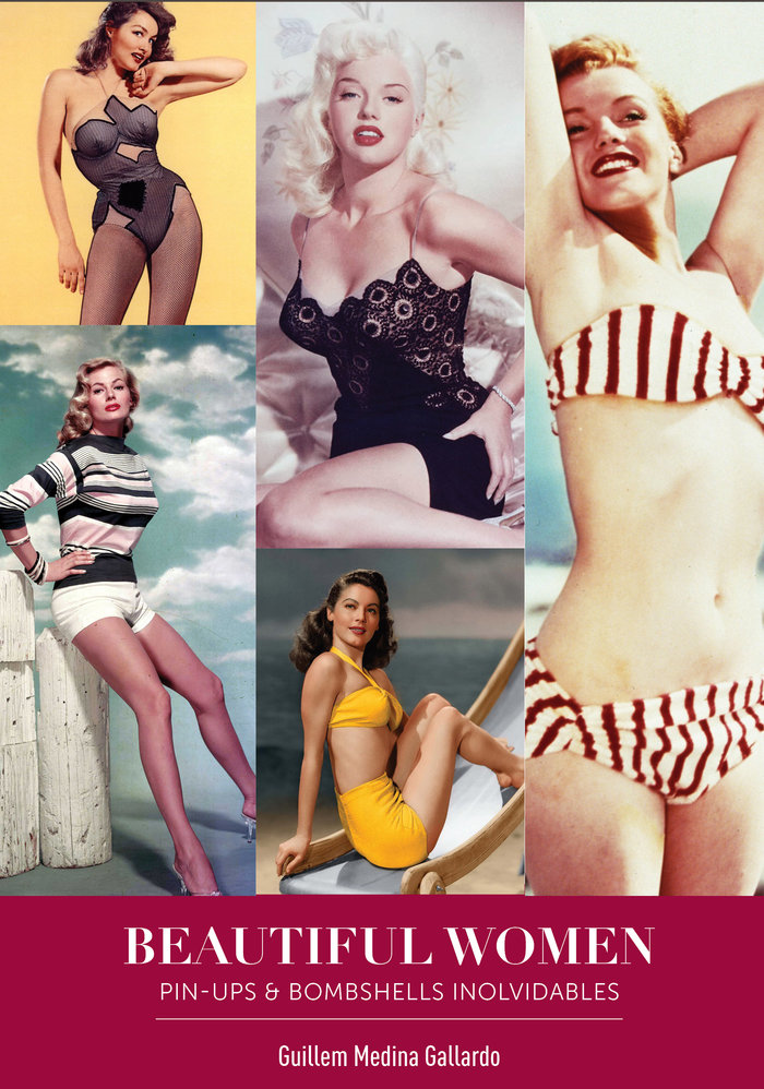 Beautiful women pin ups y bombshells inolvidables