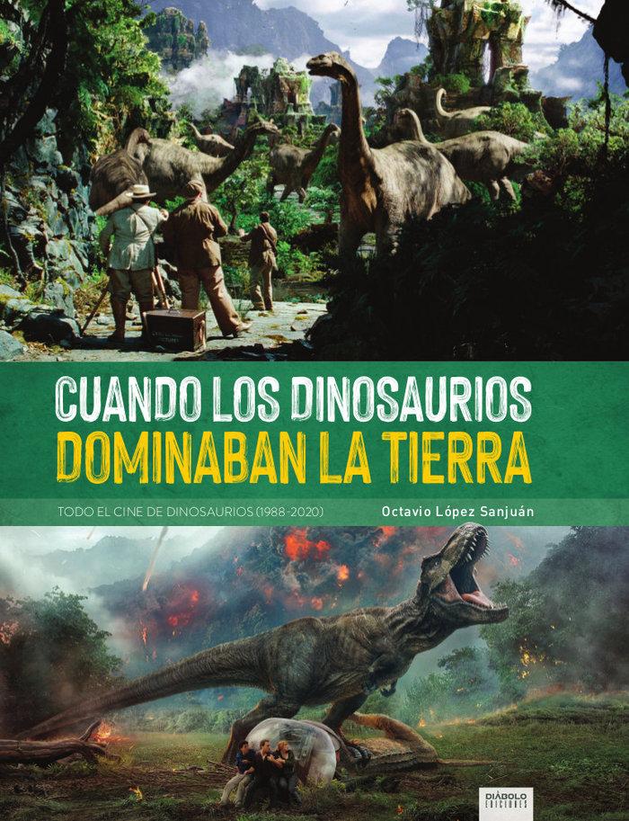 Cuando los dinosaurios dominaban la tierra todo cine dinosa