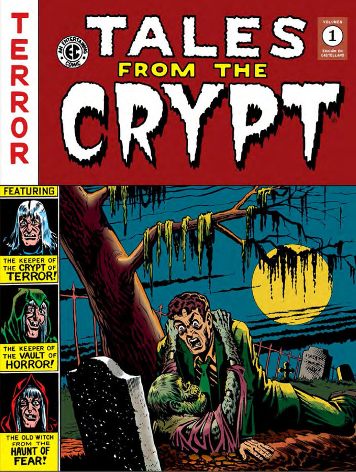 Tales from the crypt vol 1 the ec archives