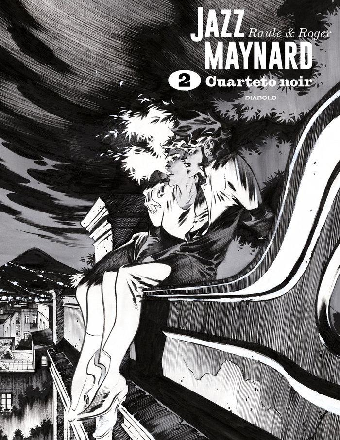 Jazz maynard cuarteto noir