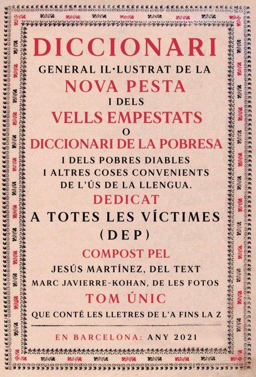 Diccionari general ilalustrat de la nova pesta