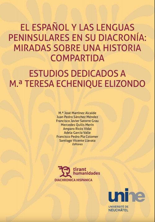 Español y las lenguas peninsulares en su diacronia