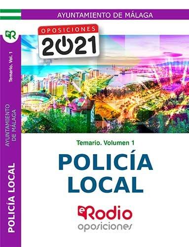 Temario vol 1 policia local ayuntamiento
