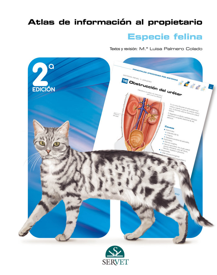 Atlas de informacion al propietario especie felina 2ª ed