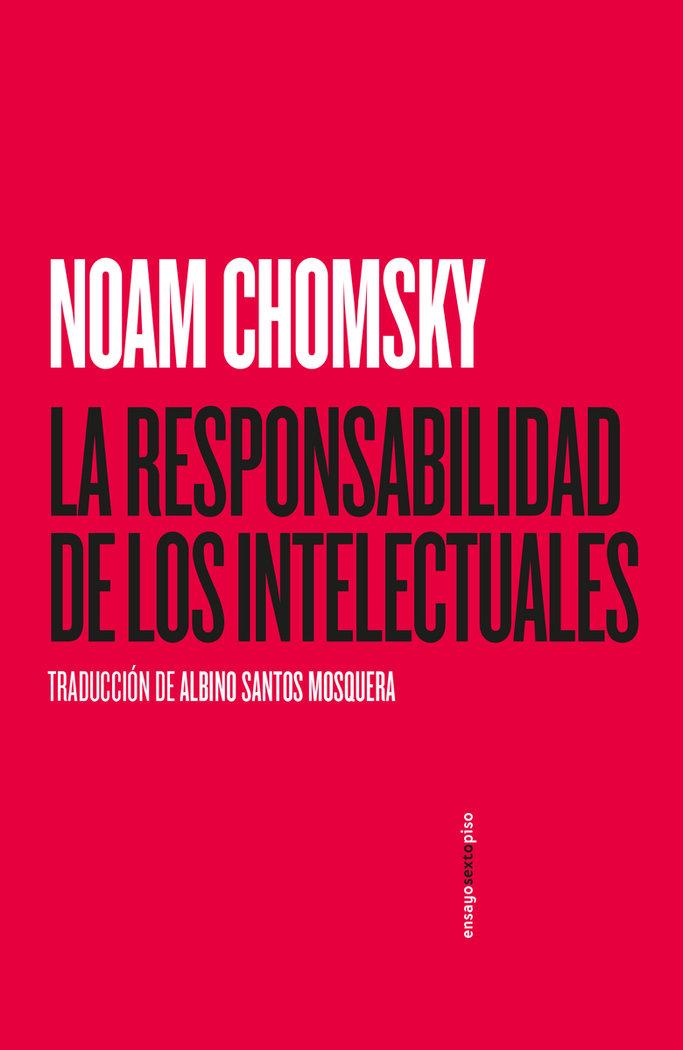 Responsabilidad de los intelectuales,la