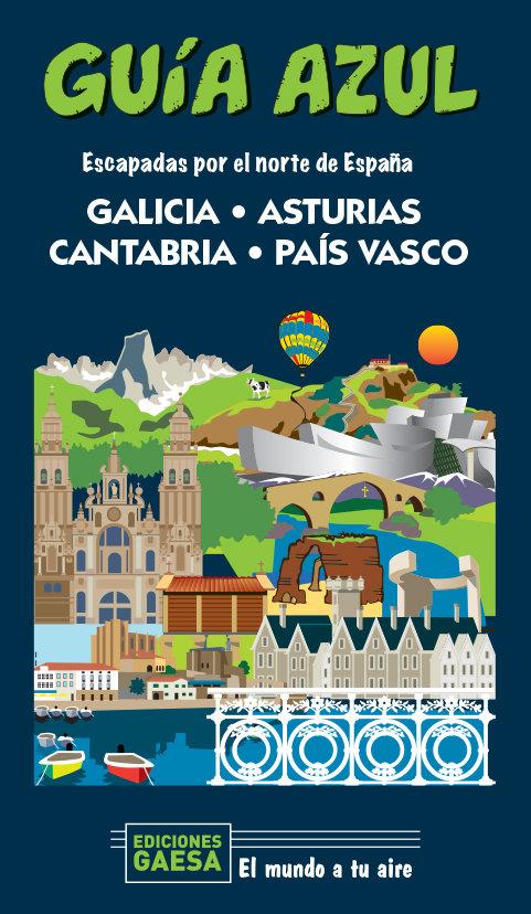 Galicia asturias cantabria y pais vasco