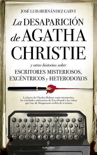 Desaparicion de agatha christie,la