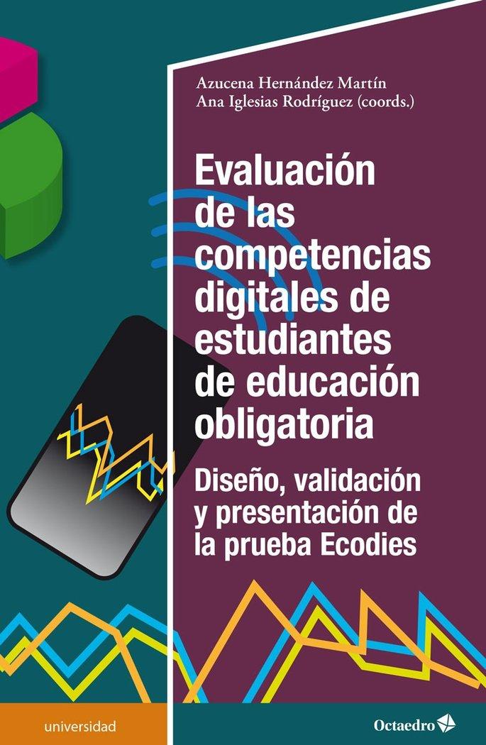 Evaluacion de las competencias digitales de estudiantes de e