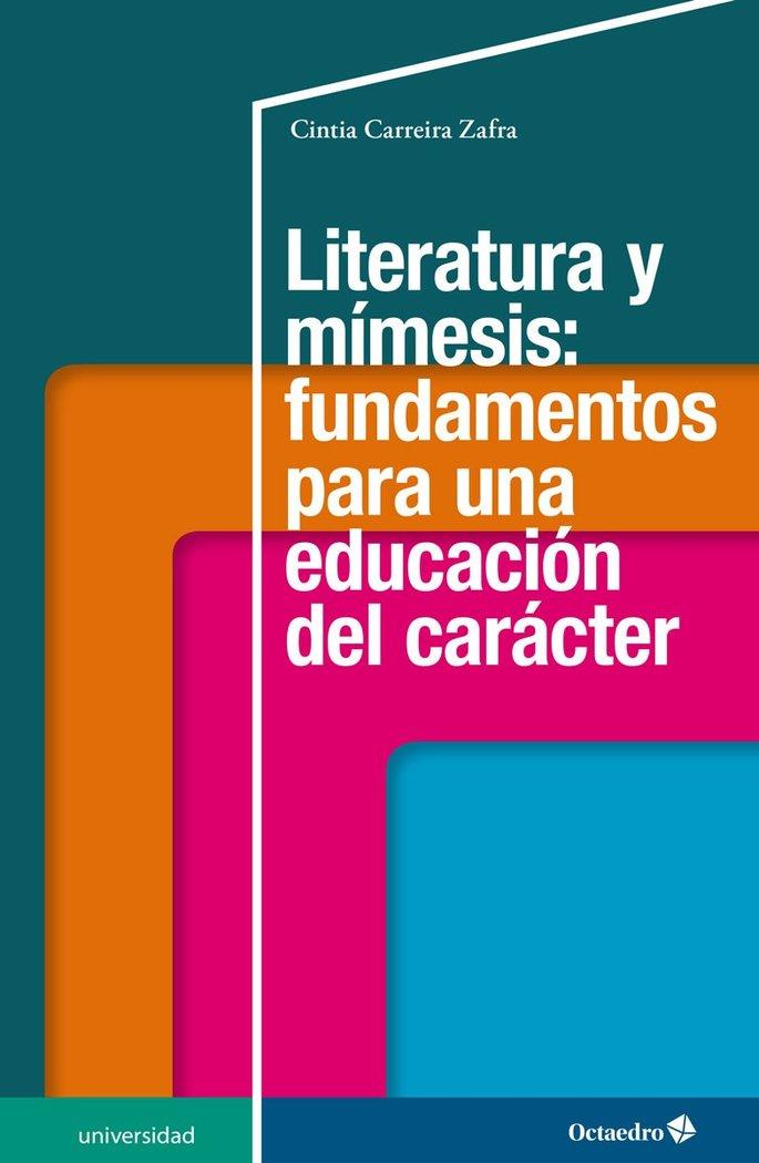 Literatura y mimesis fundamentos para una